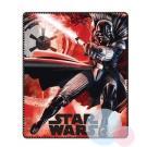 Deka Star Wars , Barva - Černo-červená , Velikost - 120x140cm