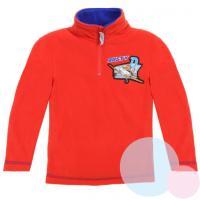 MIKINA  PLANES fleec , Velikost - 98 , Barva - Oranžová