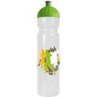 FreeWater fľaša Športovec , Velikost lahve - 1,0 L