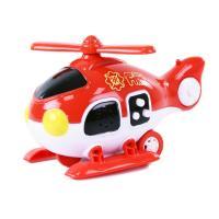 Helikoptéra hasiči se zvukem a světlem , Barva - Červená