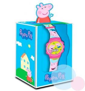 HODINKY PEPPA PIG , Barva - Ružová