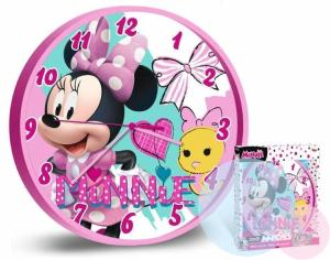 HODINY MINNIE Disney , Barva - Ružová