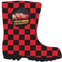 HOLINKY CARS , Velikost boty - 25-26 , Barva - Černo-červená