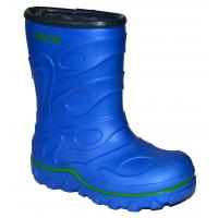 Čižmy , Barva - Modrá , Velikost boty - 23