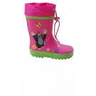 Gumové čižmy Krteček , Barva - Ružová , Velikost boty - 27