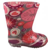 Čižmy Love , Velikost boty - 21 , Barva - Ružová