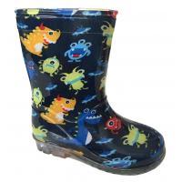 Čižmy Príšerky , Barva - Tmavo modrá , Velikost boty - 29