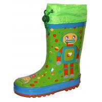 Gumové čižmy Robot , Barva - Zelená , Velikost boty - 28