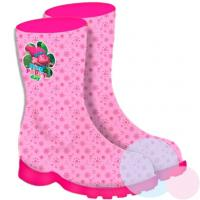 Čižmy Trollovia , Barva - Ružová , Velikost boty - 22-23