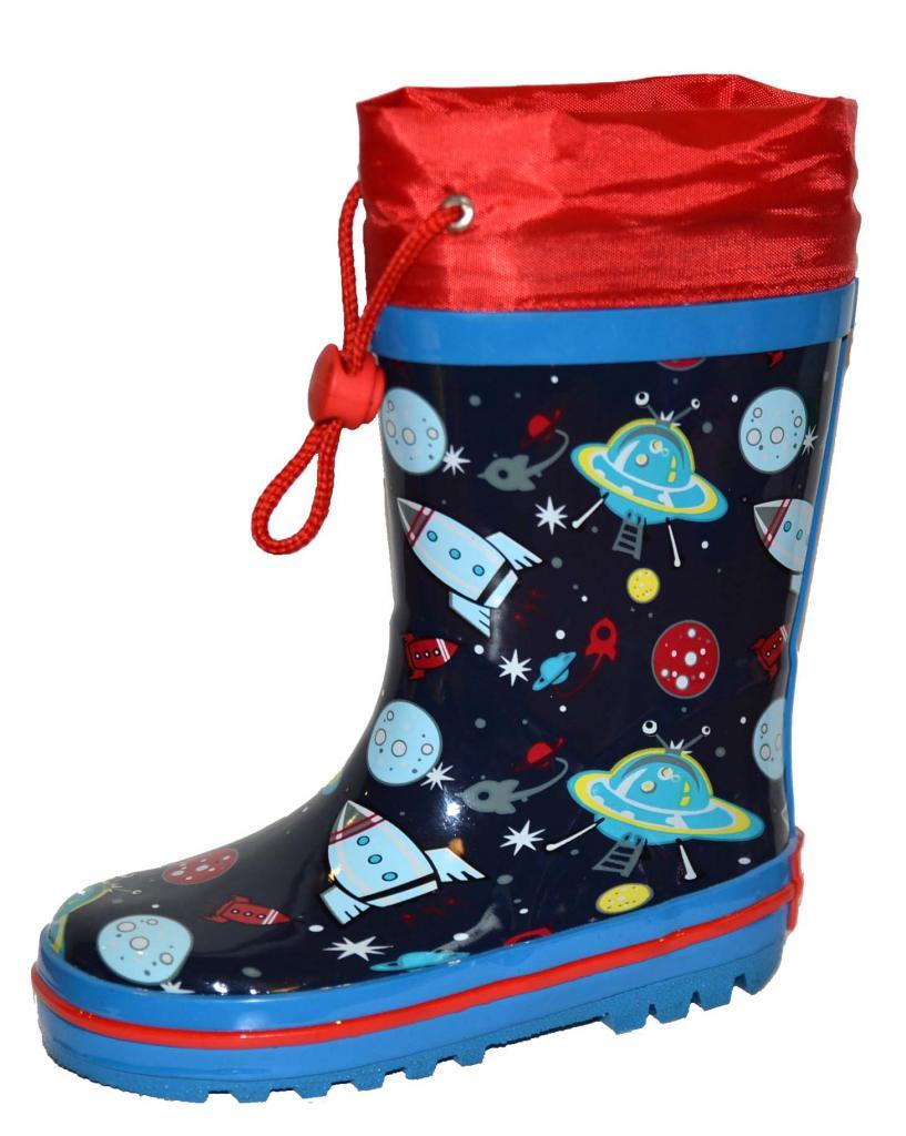 4bb09799fcf18 detské čižmy vesmír , Barva - Modrá, Pidilidi | Nákupy Deťom SK