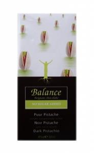 Horká čokoláda s pistáciami Balance , Velikost balení - 85g