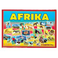 Hra Afrika , Barva - Barevná