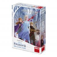 Hra Anna a Elsa Frozen2/Ledové království , Barva - Fialová