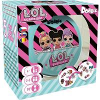 Hra Dobble L.O.L. , Barva - Barevná