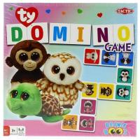 Hra Domino Beanie Boos TY , Barva - Barevná