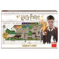 Hra Harry Potter - kúzelní tvorovia , Barva - Barevná