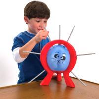 Hra - Spin Master Boom Boom Balloon , Barva - Barevná