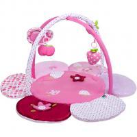 Hrací deka PlayTo kytička , Barva - Ružová