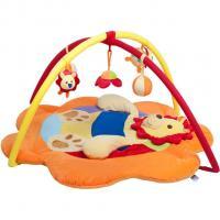 Hrací deka PlayTo lev , Barva - Oranžová