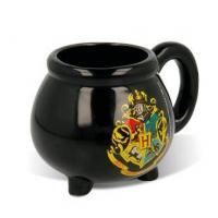 Hrnček HARRY POTTER 3D , Velikost lahve - 470 ml , Barva - Čierna