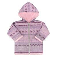 45804e09e49d Dětské bundy a kabáty pro děti - Barva Růžová