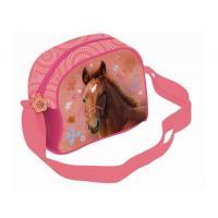 Kabelka Koně , Barva - Ružová