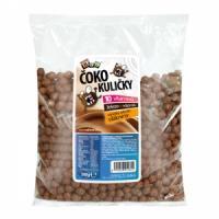 Kakaové cereálne guličky , Velikost balení - 500g