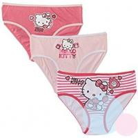 Nohavičky Hello Kitty 3ks , Barva - Ružová , Velikost - 122/128