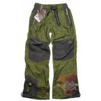 Nohavice OUTDOOR , Velikost - 98 , Barva - Zelená