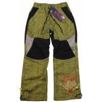 Nohavice OUTDOOR , Velikost - 98 , Barva - Žltá