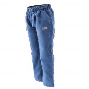 Kalhoty podšité bavlnou , Velikost - 116 , Barva - Modrá