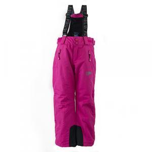 Kalhoty zimní lyžařské , Velikost - 122 , Barva - Ružová