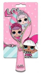 Kartáč na vlasy LOL SURPRISE , Barva - Ružová