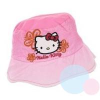 Klobouček Hello Kitty , Barva - Ružová , Velikost čepice - 54