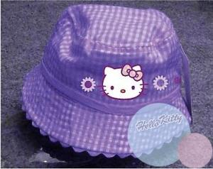 Klobúčik Hello Kitty , Barva - Fialová