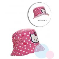 Klobúčik Hello Kitty , Barva - Ružová , Velikost čepice - 50