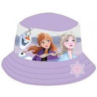 KLOBÚK Ľadové Kráľovstvo , Velikost čepice - 52 , Barva - Svetlo fialová