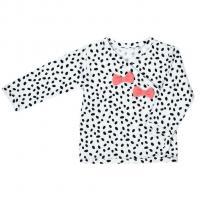 Košilka Nicol Alice , Velikost - 56 , Barva - Bielo-čierna