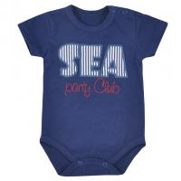 Body Koala Sea Party , Velikost - 62 , Barva - Modrá