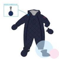 Kombinéza SERGIO TACCHINI baby , Velikost - 98 , Barva - Tmavo modrá