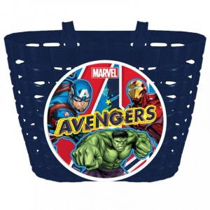 Košík na bicykel Avengers , Barva - Modrá