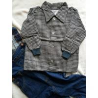 Košeľa Tomino flanelová
