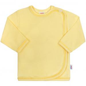 Košieľka New Baby , Barva - Žltá , Velikost - 56