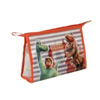 Kozmetická vybavená taška Hodný Dinosaurus , Barva - Oranžová