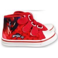 KOTNÍČKOVÉ TENISKY KOUZELNÁ BERUŠKA , Barva - Červená , Velikost boty - 32