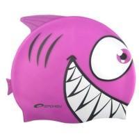 Kúpacie čiapka Žralok - čierná , Barva - Čierna