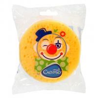 Kúpeľová huba Klaun , Barva - Žltá