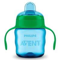 Kúzelný hrnček Classic Avent , Velikost lahve - 200 ml , Barva - Zelená