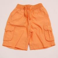 Kraťasy detské , Velikost - 98/104 , Barva - Oranžová