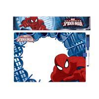 Kresliaca tabuľka Spiderman , Barva - Modrá